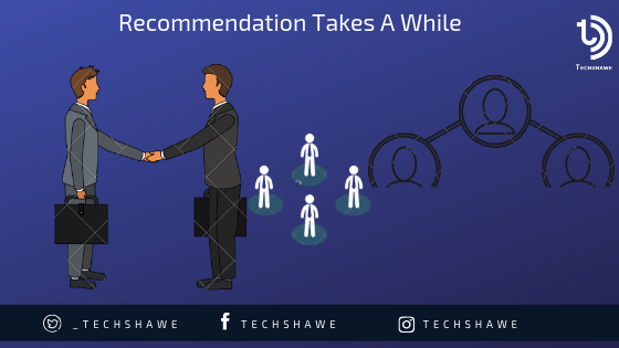 Recommendation Takes A While