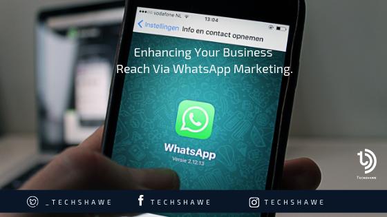 WhatsApp Marketing.