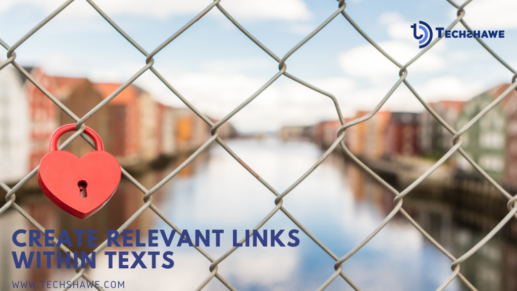 links within texts